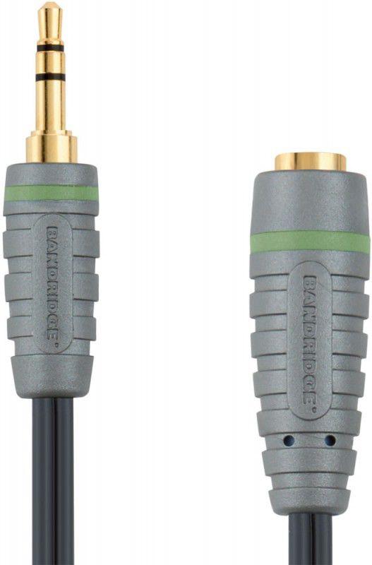 Кабель аудио BANDRIDGE BAL3603,  Jack 3.5 (m)  -  Jack 3.5 (f) ,  3м
