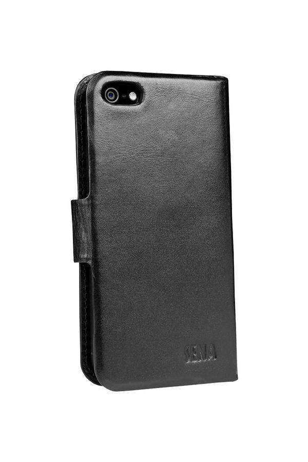Чехол (флип-кейс) TARGUS TFD010EU-50, для Apple iPhone 5, черный