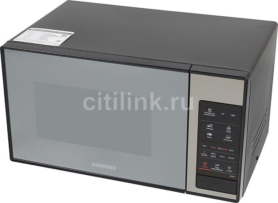 Микроволновая печь SAMSUNG GE83XR, черный