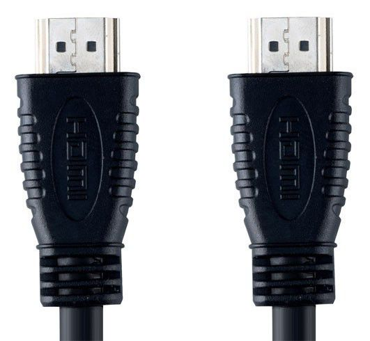 Кабель аудио-видео BANDRIDGE VVL1002,  HDMI (m)  -  HDMI (m) ,  2м