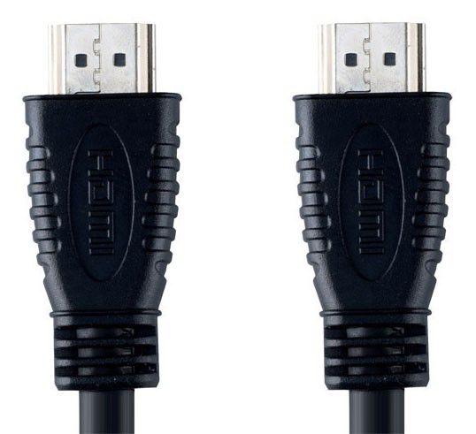 Кабель аудио-видео BANDRIDGE VVL1202,  HDMI (m)  -  HDMI (m) ,  2м