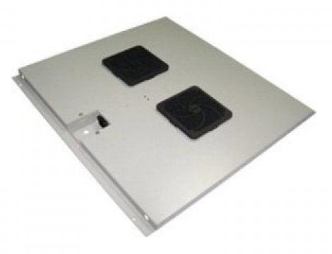Блок вентиляторов Lanmaster (TWT-CBE-FAN2-8) 2 вент. (упак.:1шт)