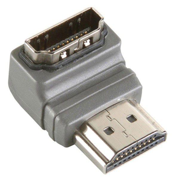 Адаптер аудио-видео BANDRIDGE BVP133,  HDMI (m)  -  HDMI (f)