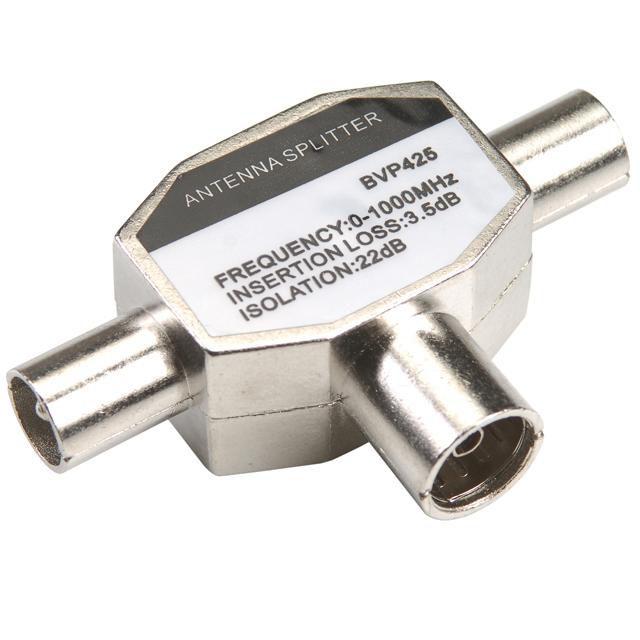Сплиттер антенный BANDRIDGE Coax (f)  -  2xCoax (m)  [bvp425]