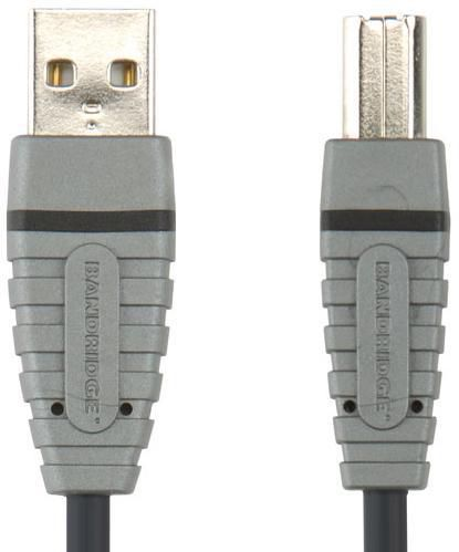 Кабель USB BANDRIDGE BCL4105,  USB A(m) -  USB B(m),  4.5м