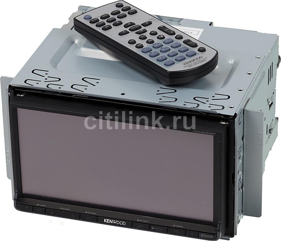 Автомагнитола KENWOOD DDX-6053BT,  USB