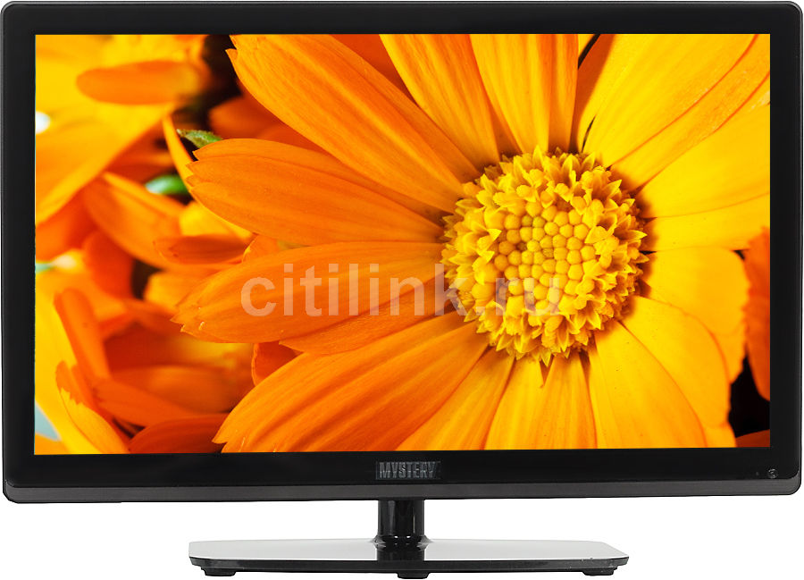 "LED телевизор MYSTERY MTV-2224LW  ""R"", 22"", FULL HD (1080p),  черный"