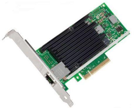 Сетевая карта Intel Original X540T1BLK 1xRG45 10Gb/s PCI-E 2.1x8 Low Profile (X540T1BLK 927235)