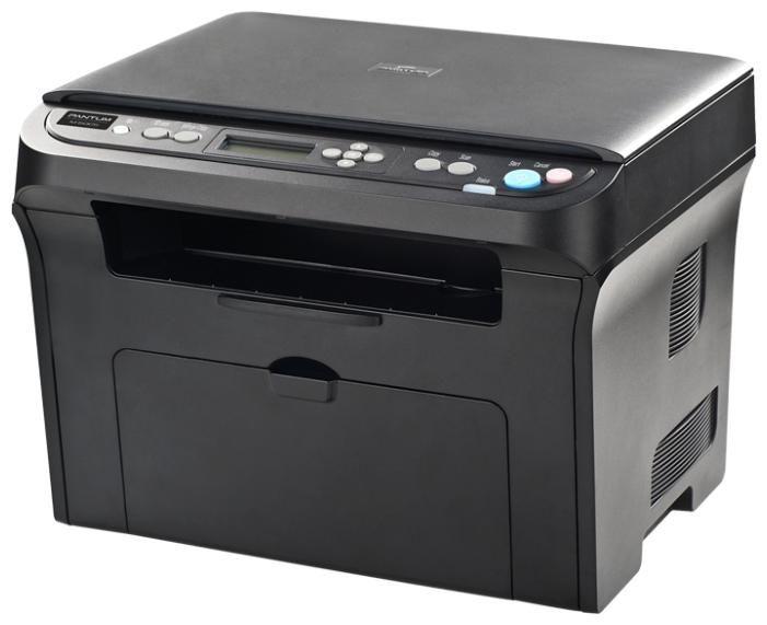 МФУ PANTUM M6005,  A4,  лазерный,  черный [p-m6005-bl]