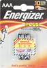 Батарея ENERGIZER Plus LR03/E92 FSB2,  2 шт. AAA вид 1