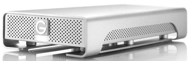 Жесткий диск WD Original USB 3.0 4Tb G-Tech G-DRIVE 3.5