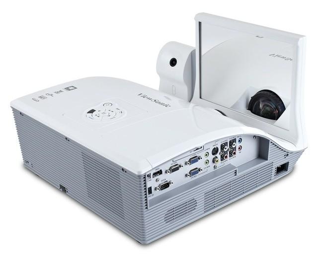 Проектор VIEWSONIC PJD8653ws белый [vs14956]