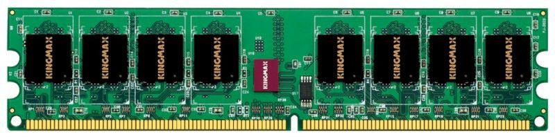 Модуль памяти KINGMAX DDR2 -  1Гб 1066, DIMM,  Ret
