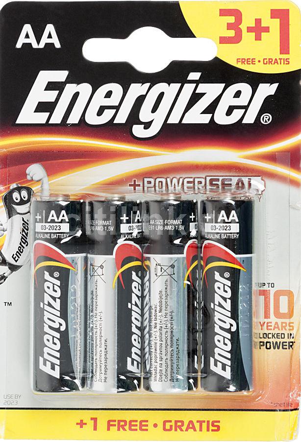 Батарея ENERGIZER Base FSB4,  4 шт. AA