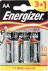 Батарея ENERGIZER Base FSB4,  4 шт. AA вид 1