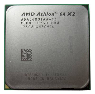 Процессор AMD Athlon X2 5600+, SocketAM2 OEM [ada5600iaa5do]