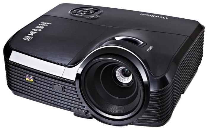 Проектор VIEWSONIC PJD7533W черный [vs14950]
