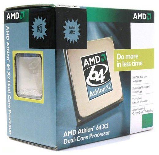 Процессор AMD Athlon 64 X2 5600+, SocketAM2 BOX [ado5600dobox]
