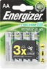 Аккумулятор ENERGIZER Power Plus FSB4,  4 шт. AA,  2000мAч вид 1