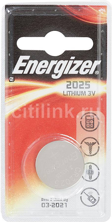Батарея ENERGIZER Lithium PIP1,  1 шт. CR2025