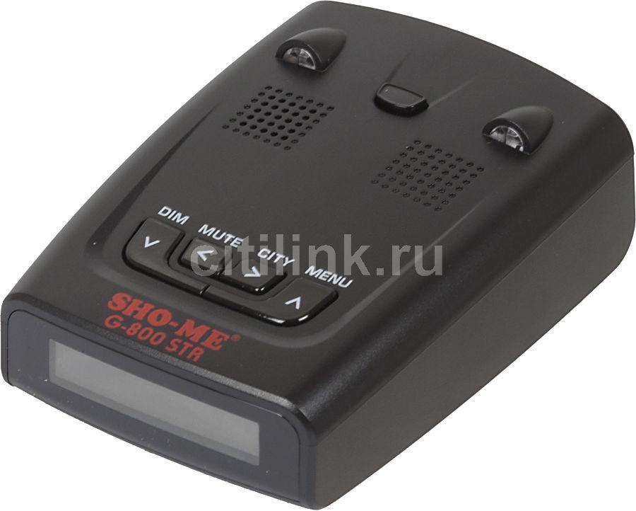 Радар-детектор Sho-Me G-800 white (отремонтированный)