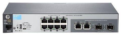 Коммутатор HPE 2530-8, J9783A