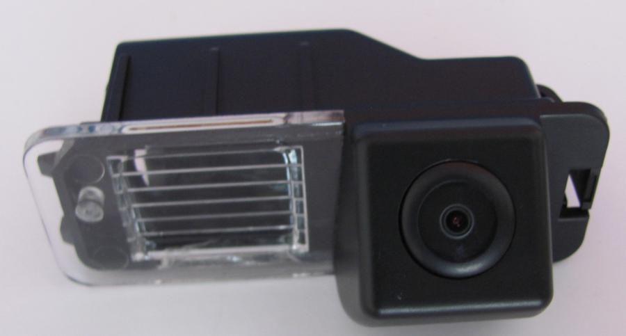 Камера заднего вида VELAS VW-03,  VOLKSWAGEN Golf 6