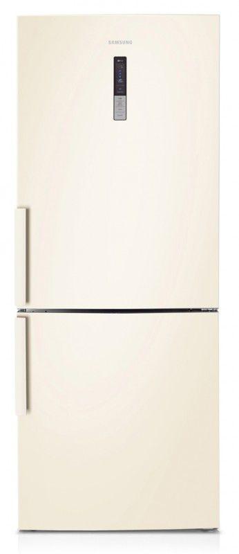 Холодильник SAMSUNG RL4353JBAEF,  двухкамерный,  бежевый [rl4353jbaef/wt]