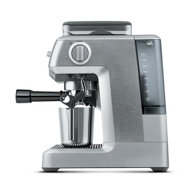 Кофеварка BORK C801,  эспрессо,  серебристый