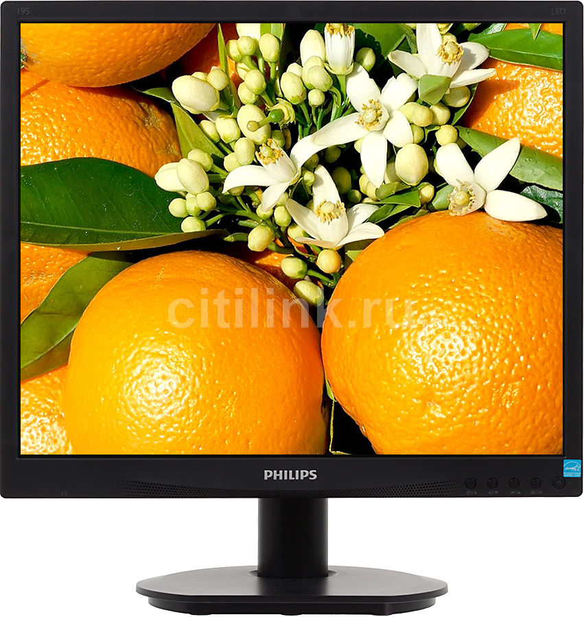 Монитор ЖК PHILIPS 19S4LAB5 (00/01) 19