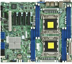 Серверная материнская плата SUPERMICRO MBD-X9DRL-3F-B,  bulk