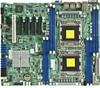 Серверная материнская плата SUPERMICRO MBD-X9DRL-3F-B,  bulk вид 1