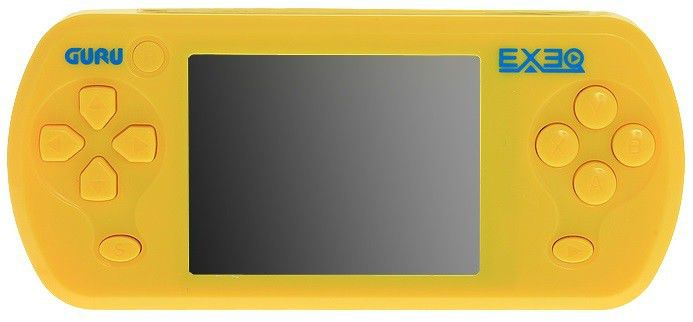 Игровая консоль  Exeq Guru, желтый