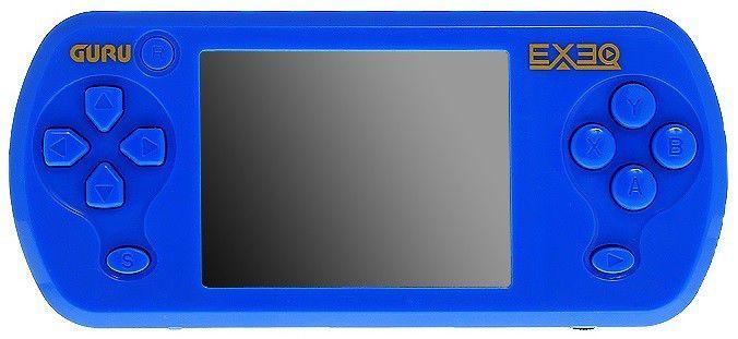 Игровая консоль  Exeq Guru, синий