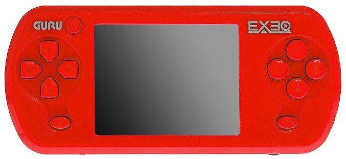 Игровая консоль  Exeq Guru, красный