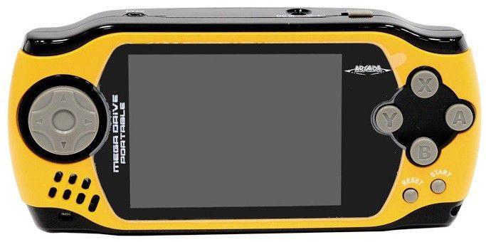 Игровая консоль  Arcada, желтый