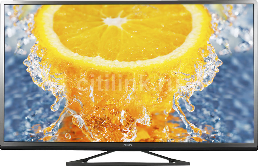 LED телевизор PHILIPS 55PFL4508T/60