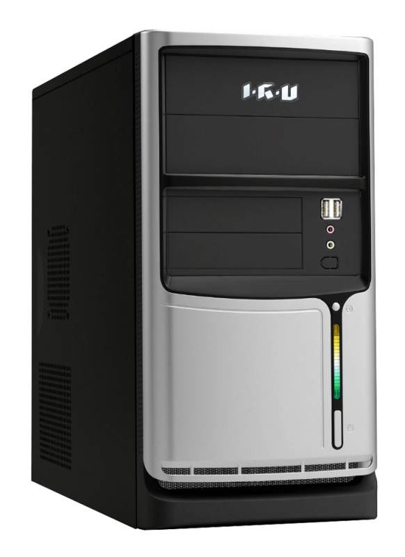 Компьютер  IRU Corp 310,  Intel  Pentium Dual-Core  G860,  DDR3 4Гб, 500Гб,  nVIDIA GeForce GT640 - 2048 Мб,  DVD-RW,  Windows 7 Professional,  черный
