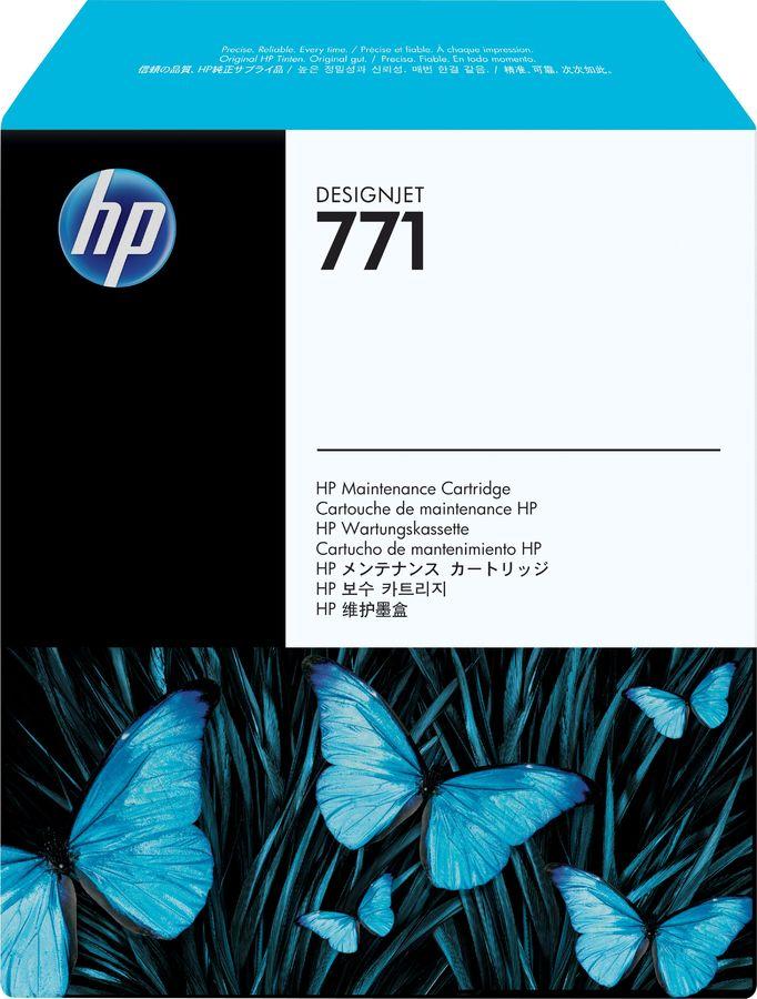 Картридж для обслуживания HP 771 [ch644a]