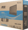 "Монитор ЖК AOC Value Line E966Swn/01 18.5"", черный вид 8"