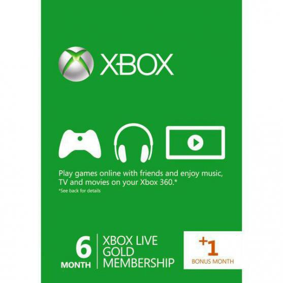 Карта подписки MICROSOFT Xbox 360 [p2t-00019]