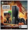 Игровая консоль MICROSOFT Xbox 360 черный вид 8