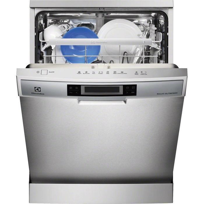 Посудомоечная машина ELECTROLUX ESF6800ROX,  полноразмерная, нержавеющая сталь