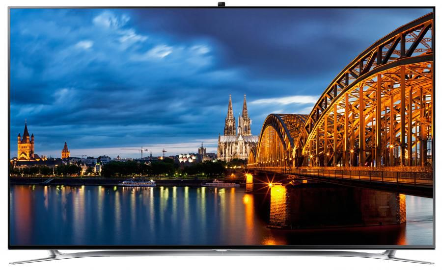 LED телевизор SAMSUNG UE65F8000AT