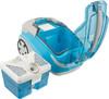 Пылесос THOMAS Aqua-Box Mistral XS, 1700Вт, серебристый/синий вид 7
