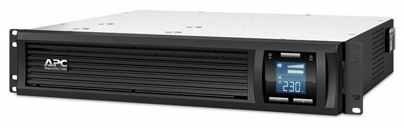 Источник бесперебойного питания APC Smart-UPS C SMC1500I-2U,  1500ВA