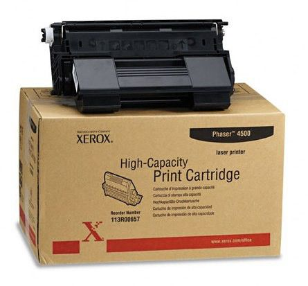 Картридж XEROX 113R00657 черный