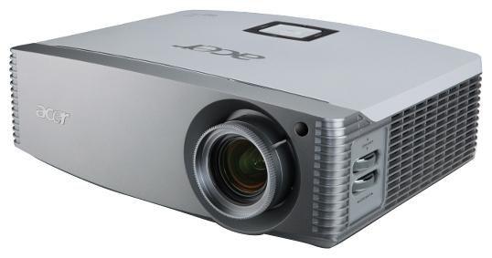 Проектор ACER H9501BD белый и серебристый [mr.jdg11.002]