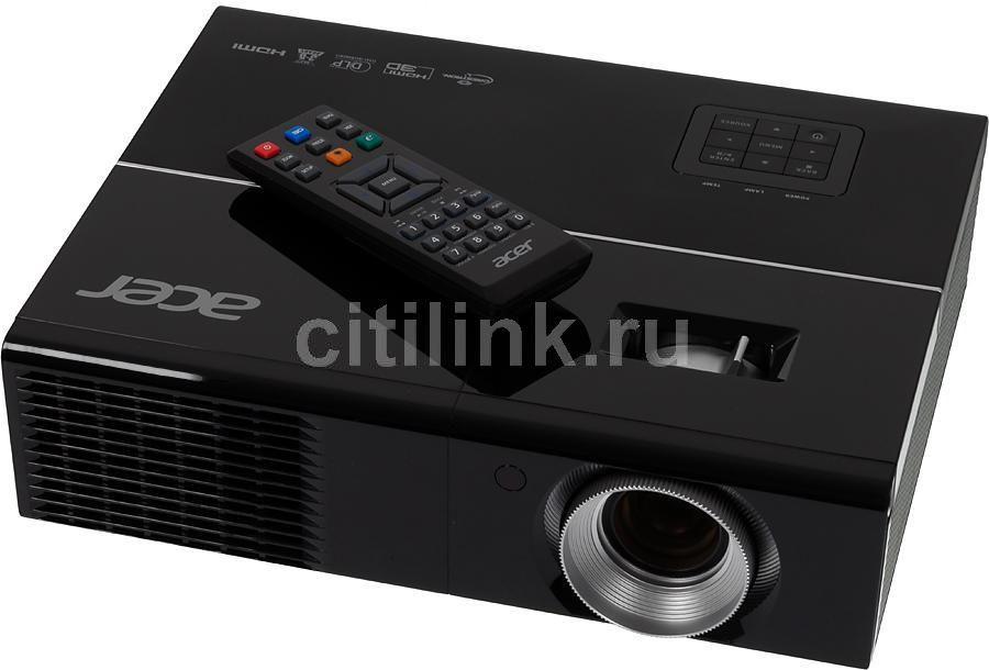 Проектор ACER P1273B черный [mr.jg811.001]