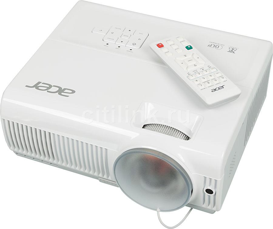 Проектор ACER S1212 белый [mr.jgt11.001]